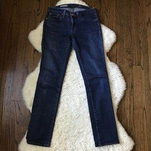 AG The Stevie Slim Straight Jeans